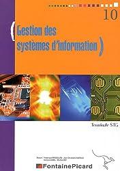 Gestion des systèmes d'information Terminale STG : Pack 10 +20