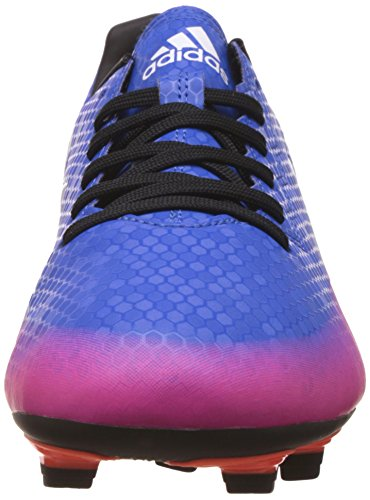 adidas Messi 16.4 Fxg, pour les Chaussures de Formation de Football Homme Bleu (Azul/ftwbla/narsol)