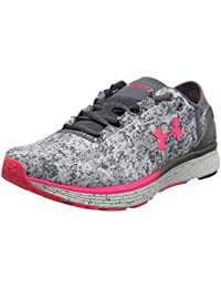 Under Armour UA W Charged Bandit 3 Digi, Zapatillas de Running para Mujer