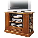 TV-Rack mit Sockelleiste