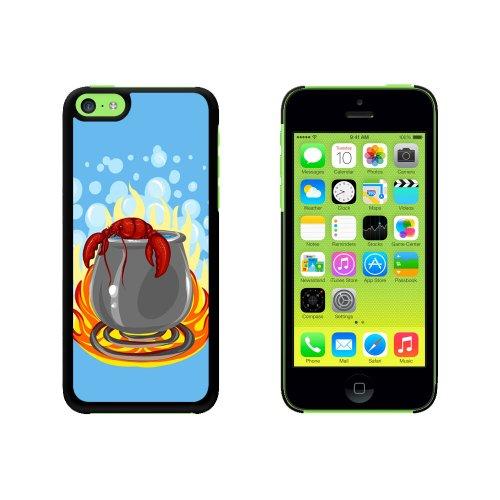 Hummer im Topf Maine Kochen, Meeresfrüchte Snap On Hard Schutzhülle für Apple iPhone - Sprint 5 Iphone
