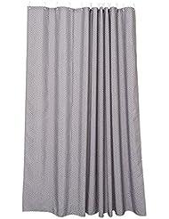 LUYIASI- Cortinas de ducha estilo chino nórdico simple línea de la moda cortinas de baño impermeable espesamiento para evitar mohosa cortina de ducha de poliéster (equipado con ganchos) Shower Curtain ( Tamaño : 120cm*180cm )