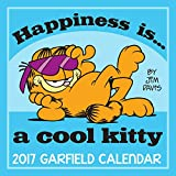 Garfield 2017 Square Wall Calendar