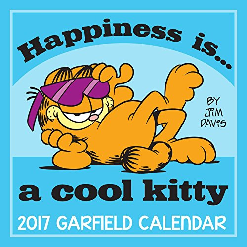 Garfield Happiness is... 2017 Calendar