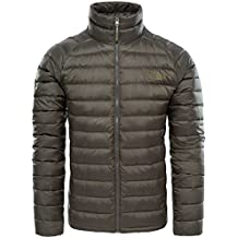 The North Face t939N5, trevail Chaqueta Hombre, Hombre, T939N5, New Taupe Green, L