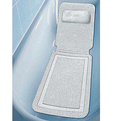 Badekissen Komfort aus Kunststoff