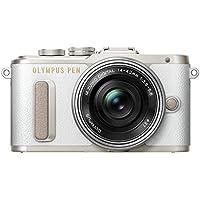 Olympus V205082WE010 6.83 x 3.84 x 11.71 cm Pancake Zoom Gift Set, Silver