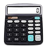 Taschenrechner, Standard Taschenrechner, Große Tasten Großes Display Tisch...