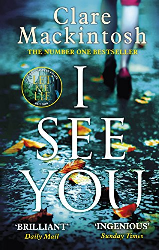 I See You: The Number One Sunday Times Bestseller