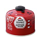 MSR (Mountain Safety Research) cartucho de gas 227 g isopro Canister, One size, 6834