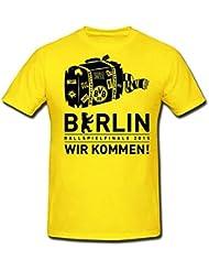 Borussia Dortmund DFB Pokal Finale T-Shirt von Puma alle Größen BVB 09