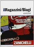"""RAGAZZ""""BIAGI*INGL 6ED CONC BROSS   K5"""