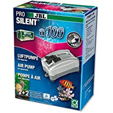 JBL ProSilent air pump for freshwater and saltwater aquariums.