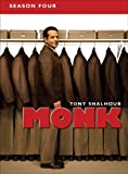 Monk: Season Four (4pc) / (Ws Slim Slip) [DVD] [Region 1] [NTSC] [US Import]