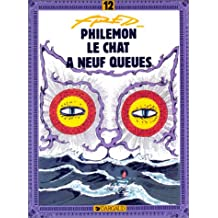 Philémon, tome 12 : Le Chat à neuf queues