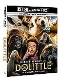 Dolittle - 4K Ultra Hd  (2 Blu Ray)