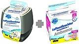 UHU AIR MAX AMBIANCE LUFTENTFEUCHTER sand + 100g TAB + 2 NACHFÜLL TABS 56,5€/kg