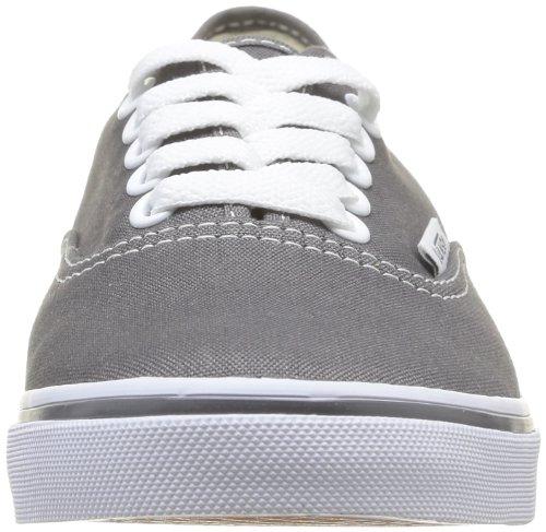 Furgoni Unisex-erwachsene Autentico Lo Pro Classic Sneakers Di Tela Grau (peltro / Truwhite 195)