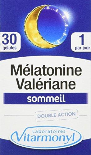 VITARMONYL Valériane 30 Gélules - Lot de 2