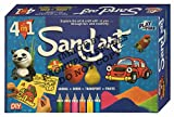 #8: Sand Art Game for kids, Craft kits, Do it yourself, Making designs with Sand, DIY Activity game