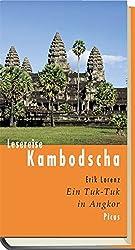 Lesereise Kambodscha: Ein Tuk-Tuk in Angkor (Picus Lesereisen)