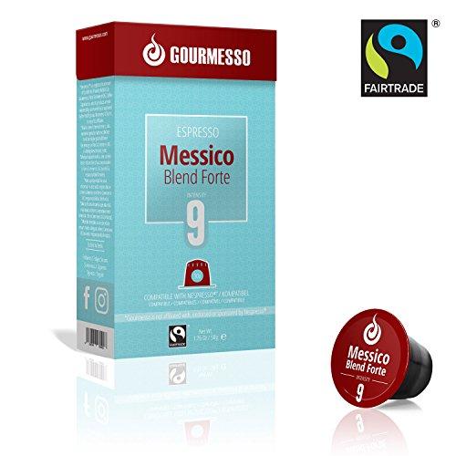 Gourmesso Messico Blend Forte (50 Capsule) 12