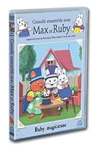 Max et Ruby : Ruby magicienne
