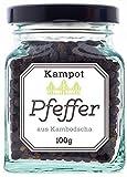 Pimienta de Kampot (negra), 100 gramos de calidad suprema