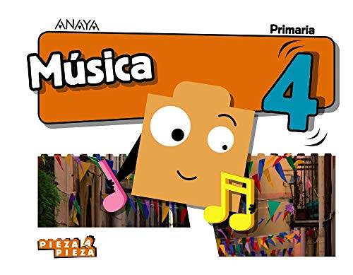 Música 4. Pieza a Pieza
