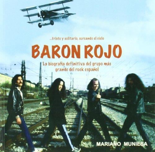 Baron Rojo por Mariano Muniesa