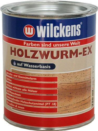 Preisvergleich Produktbild Wilckens Holzwurm Ex, farblos, 750 ml 16011100050