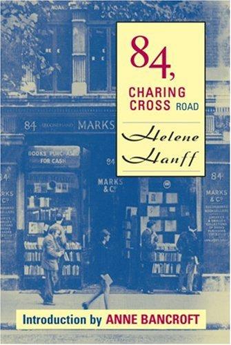 84, Charing Cross Road por Helene Hanff
