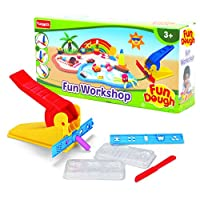 Funskool-Fundough Fun Work Shop, Multi Colour