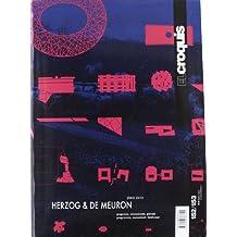 Croquis 152/153:  Herzog & De Meuron:  2005-2010