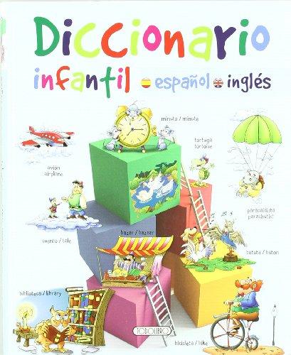 Diccionario infantil español-inglés (Primeras enciclopedias) - 9788499133164 por Todolibro