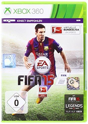 FIFA 15 - Standard Edition - [Xbox 360] gebraucht kaufen  Wird an jeden Ort in Deutschland