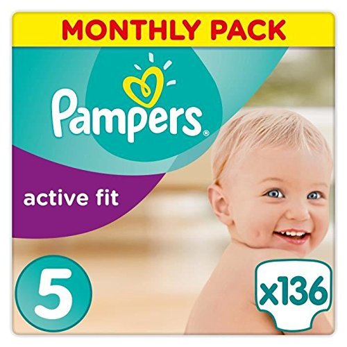pampers-premium-protection-active-fit-nappies-monthly-saving-pack-size-5-136-nappies
