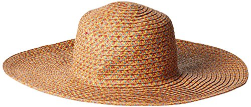 san-diego-hat-company-womens-5-inch-round-crown-sun-brim-hat-bright-mix-one-size