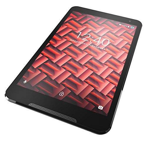 Energy Sistem Max 3 - Tablet de 8' (memoria interna de 16 GB, Android 7) color negro