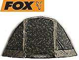 Fox Ultra 60 brolly full front Camo - Überwurf für Angelschirm, Zeltüberwurf für Fox Ultra Brolly, Angelzelt zum Karpfenangeln