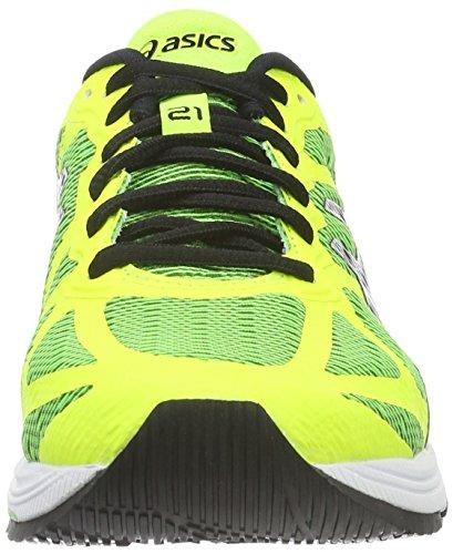 Asics Herren Gel-Ds Trainer 21 Nc Laufschuhe Gelb (green Gecko/black/safety Yellow)