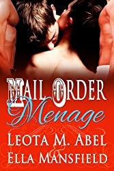 Mail Order Menage (The Wild and Wicked West Book 1) (English Edition)