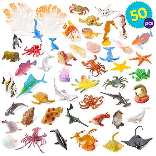 50 verschiedene...