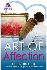 Art of Affection by Ellen Butler (2015-08-18) Paperback