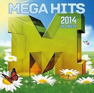 MegaHits 2014 - Die Zweite