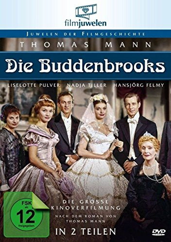 Bild von Die Buddenbrooks - Der legendäre Zweiteiler von 1959 (Filmjuwelen)