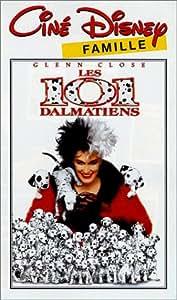 Les 101 dalmatiens [VHS]
