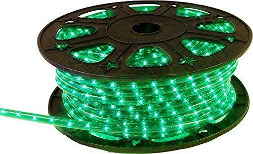 Scharnberger+Has. Lichtschlauch Profi 25m 57868 230V grün m.Strombr. Lichtschlauch/-band 4034451578685