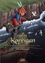 Les Contes du Korrigan, tome 5 - L'Île d'émeraude de Michel
