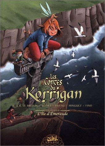 Les Contes du Korrigan, tome 5